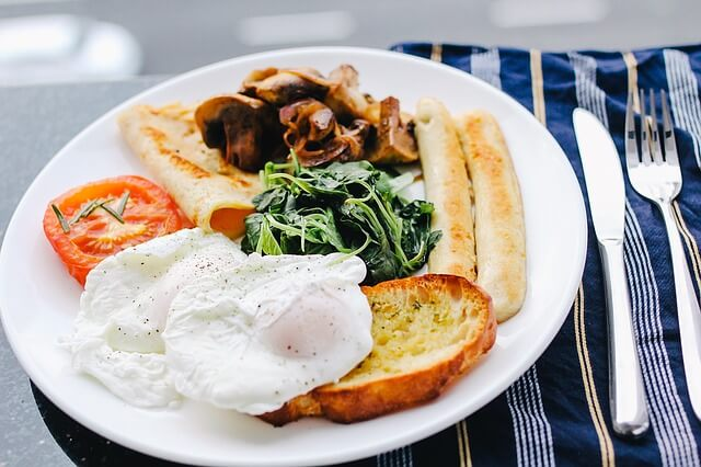 breakfast-Extra Pounds Weight Loss Tips