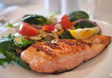 Tips Lose Unwanted Pounds salmon