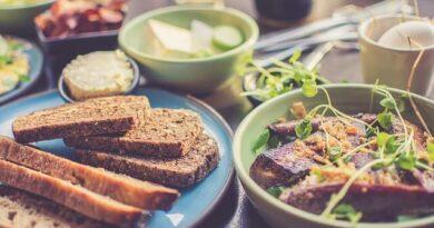 Best Way Lose Weight bread
