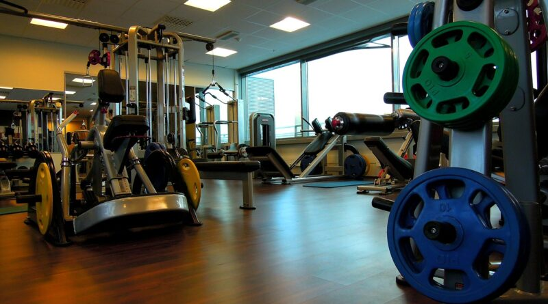 Choosing Fitness Center
