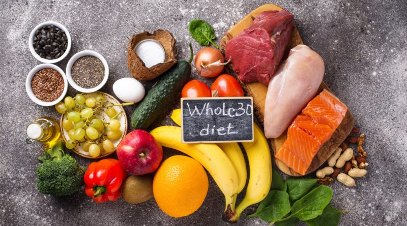 Product for Whole 30 diet