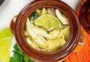 Instant Pot® Chicken Noodle